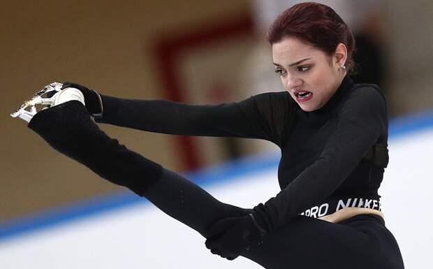 Медведева рассказала, как провела ночь после провала вкороткой программе наSkate Canada