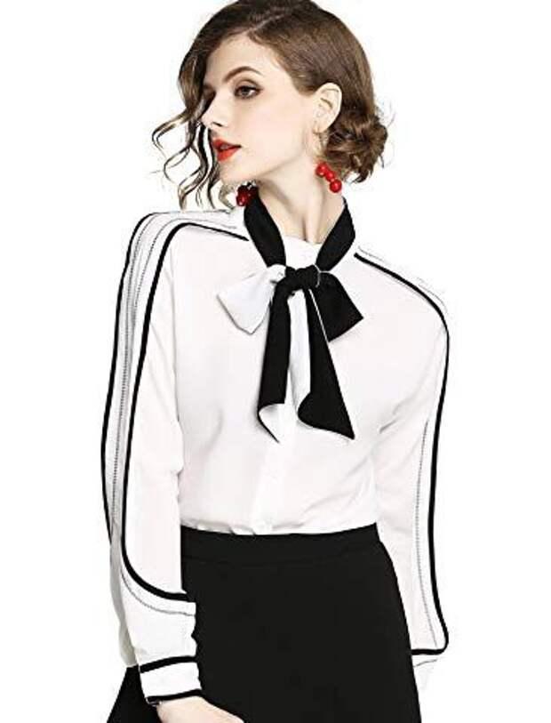 Блузка с AМАЗОНА