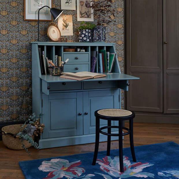 Куда поставить рабочий стол в маленькой квартире: 6 крутых идей