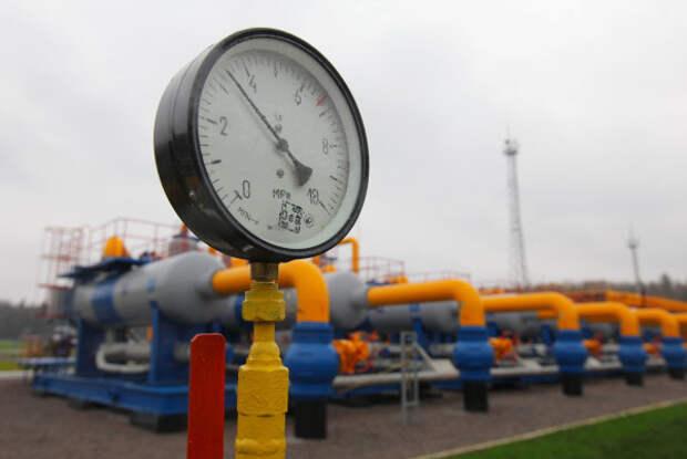 Импорт газа из ЕС по ГТС Украины поставил рекорд
