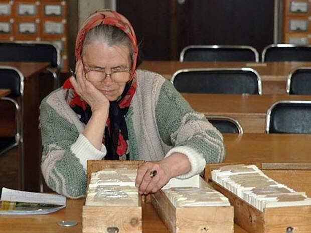Библиотекарша. Фельдшер — о бабушках, которые не любят ходить в поликлинику