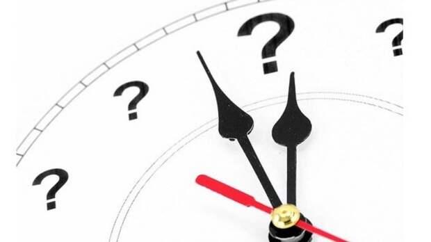 Как наш мозг определяет время?