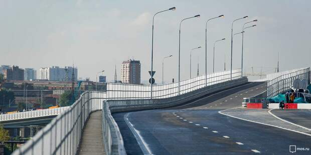 Участок СВХ от Ярославского до Дмитровского шоссе готов на 60% — Бирюков