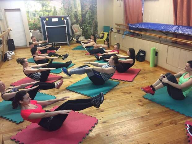 Жительниц Алтуфьева приглашают на бесплатные занятия в секции «Фитнес для мам»