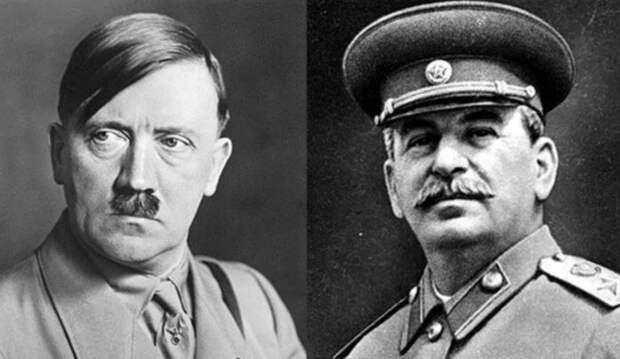 За что Гитлер хвалил Сталина
