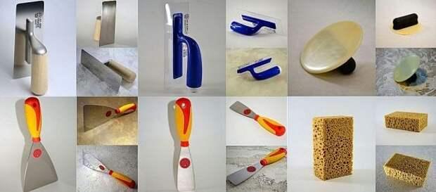 Как использовать обычную шпаклевку для декоративной штукатурки