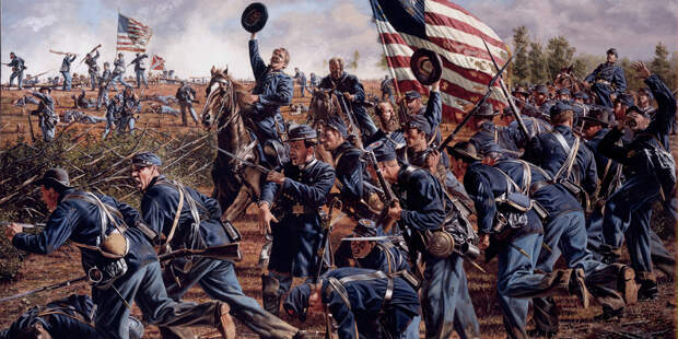 Америка беременна гражданской войной