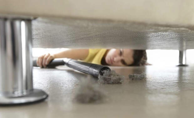 Чем опасна обычная пыль