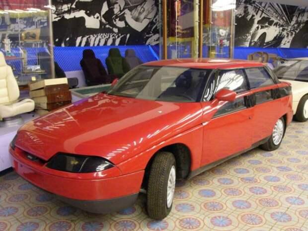 Москвич-2143 «Яуза»