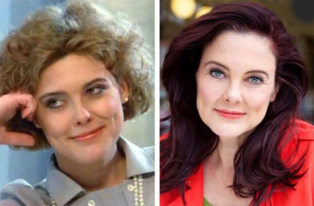"""Актеры сериала """"Возвращение в Эдем"""" тогда и сейчас."""