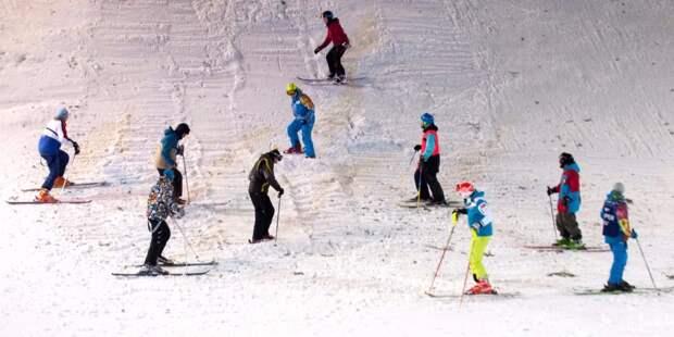 Лыжная гонка со сдачей нормативов ГТО пройдет в сквере по Олонецкому проезду