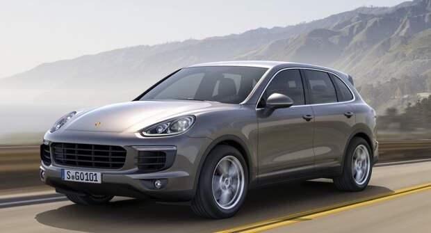 5 причин покупать и не покупать Porsche Cayenne I поколения