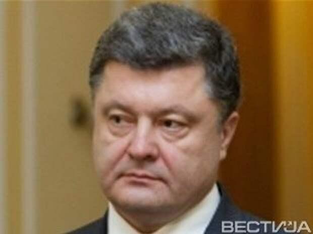 Порошенко предложил ввести дополнительные санкции против России
