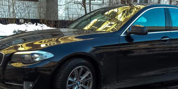 В РФ утвердили правила спецмаркировки автомобиля