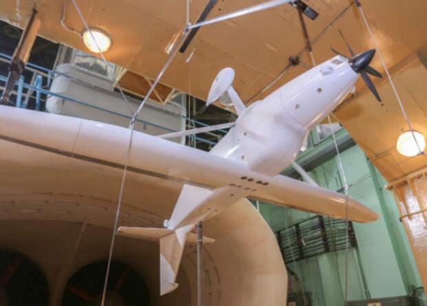 Преемник «Кукурузника» прошел первый этап аэродинамических испытаний