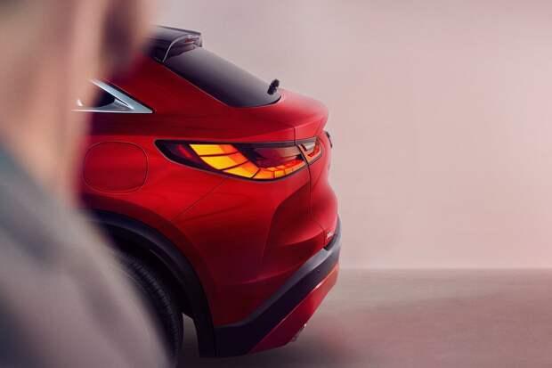 Infiniti снова засветила кросс-купе QX55. Премьера осенью, но до старта продаж ещё далеко