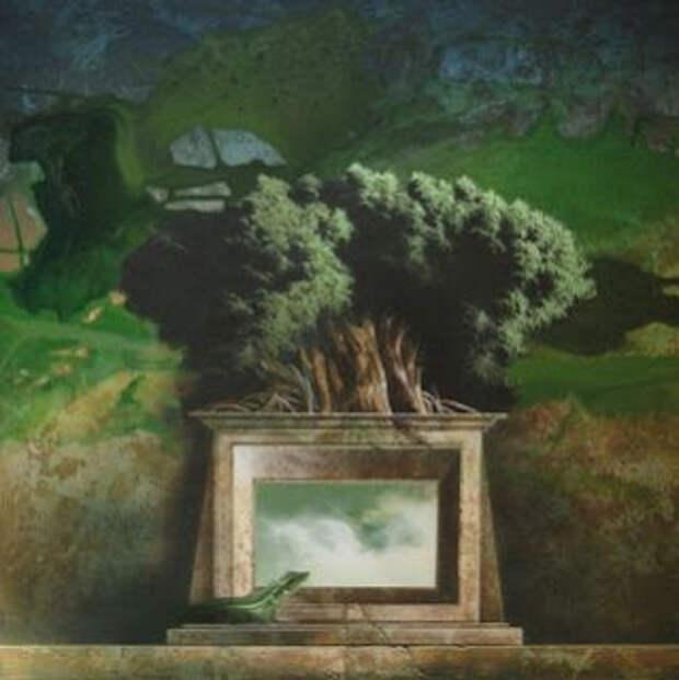 Швейцарский художник-сюрреалист. Raffaello Ossola