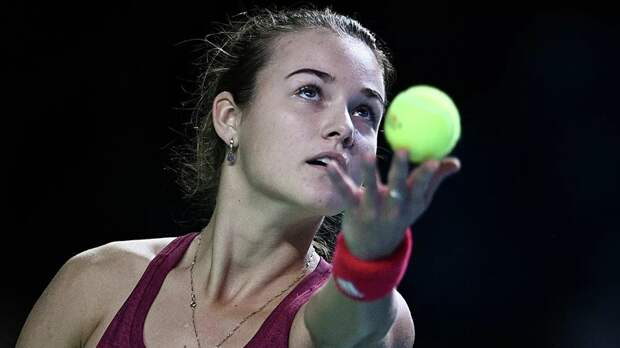 Калинская о победе над Стивенс на US Open: именно ради такого я и тренируюсь