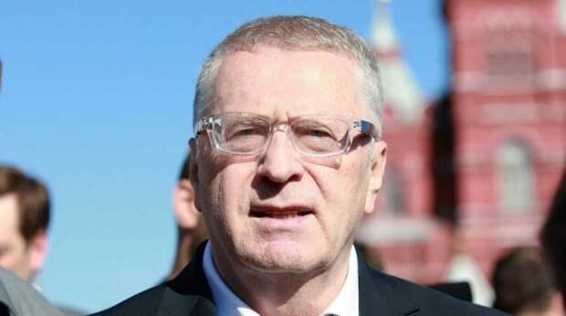 Жириновский объяснил Вашингтону слова Путина про жесткий ответ
