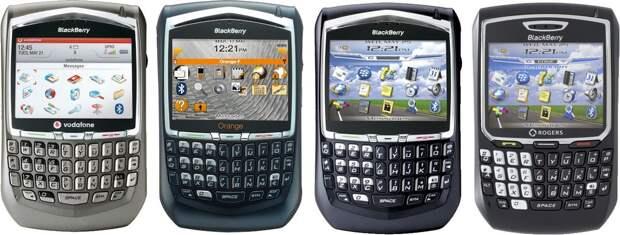 Модные дорогие мобильники из далеких 2000-ых