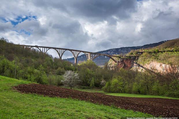 Путешествие в северную Черногорию