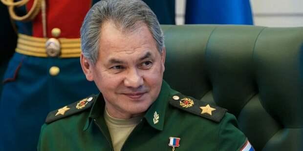 Шойгу заявил о необходимости создать в России систему защиты от пропаганды