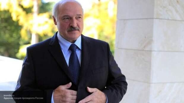 Лукашенко обвинил Украину и Запад в управлении протестами в Белоруссии