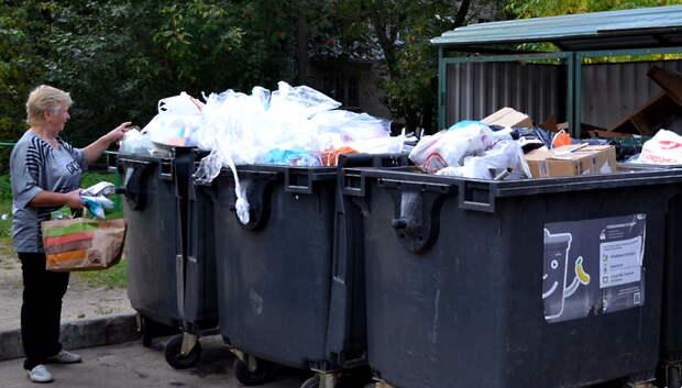 Заводы по термической обработке мусора заработают в Подмосковье не ранее 2021 года