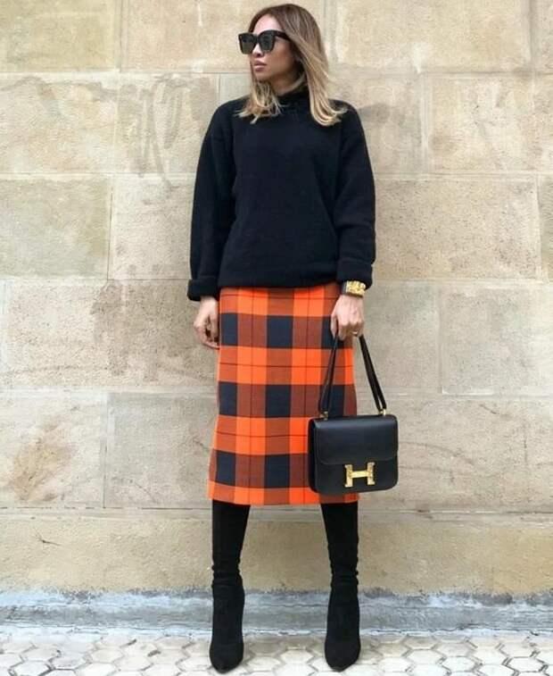 6 красивых юбок, которые вы не захотите снимать всю зиму