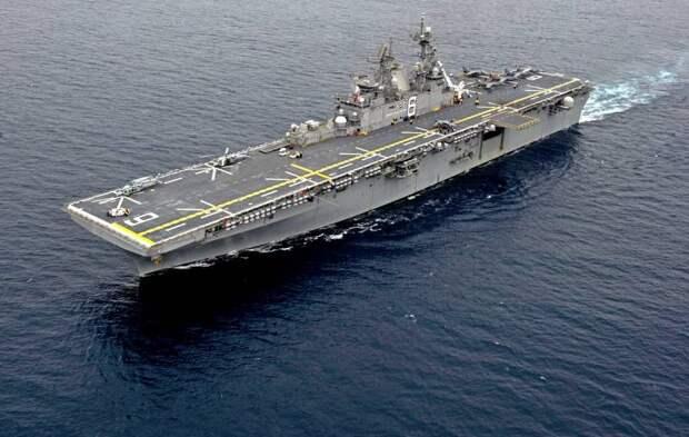 Перспективный авианесущий крейсер против эсминца Орли Бёрк