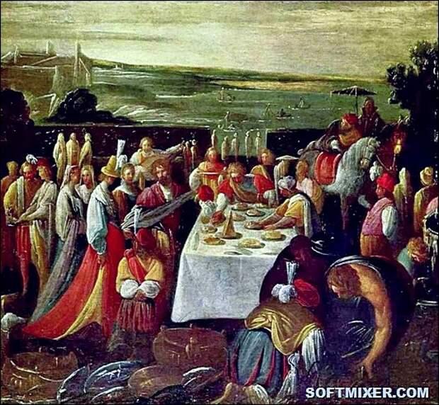 Кухня средневековья