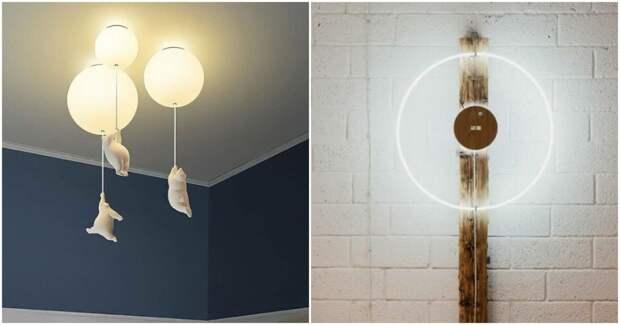 Современные лампы, которые вывели стандарты освещения на новый уровень