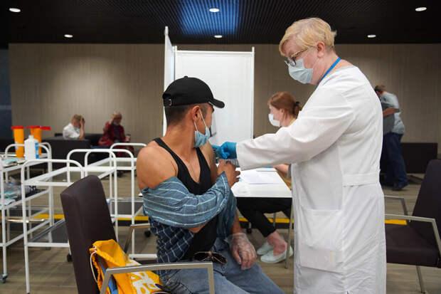 Ещё два региона России ввели обязательную вакцинацию