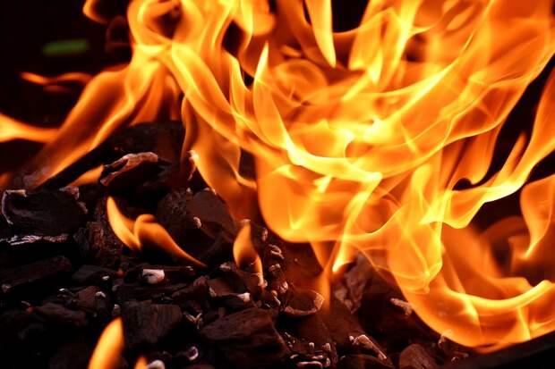 В столице число пожаров снижается. Фото: pixabay.com