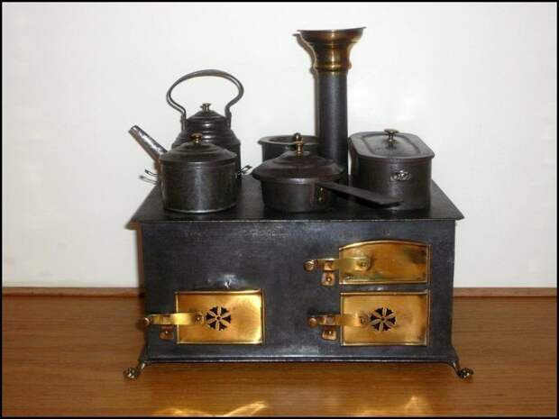 Где ваши прабабушки варили кашку для ваших бабушек, или история плиты всячина, интересное, история, кухня, плита, факты