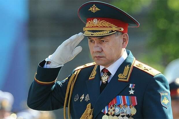 Шойгу все же «уходят» с поста министра обороны