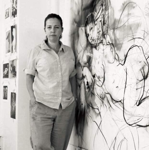 Дженни Савиль — самая дорогая художница и другие картины