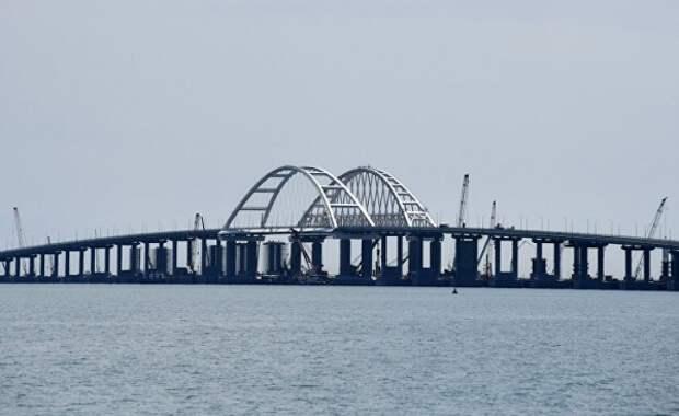 Как новые санкции повлияют на судьбу Крымского моста?