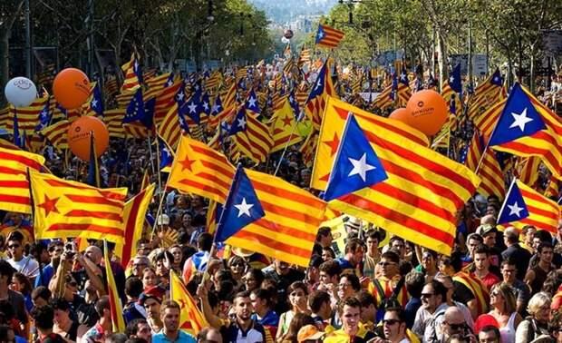Каталонский сепаратизм от Сороса: глобалисты атакуют старую Европу по всем фронтам