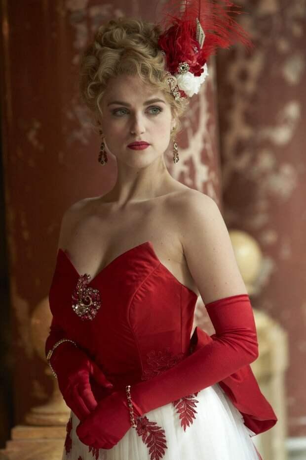 Самые красивые современные актрисы. Кэти МакГрат.