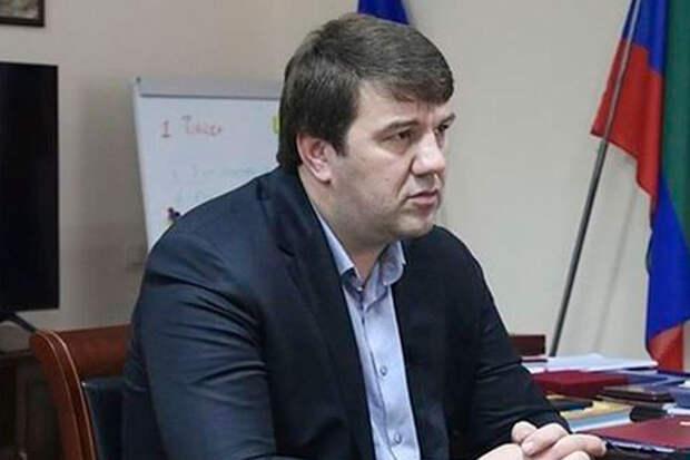 Дагестанский министр задержан по подозрению в крупных хищениях