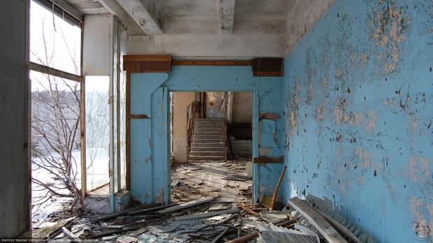 Завод Центролит в Кашире — заброшенные производственные цеха