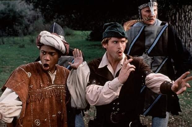 «Робин Гуд: Мужчины в трико»
