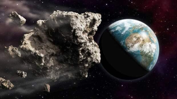 На выходных к Земле подлетит огромный потенциально опасный астероид