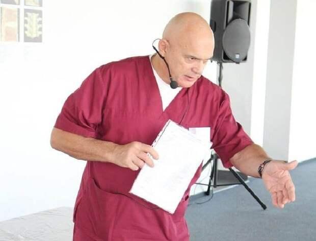 Сергей Бубновский: «Болит позвоночник? Откажитесь от компрессов и займитесь гимнастикой»