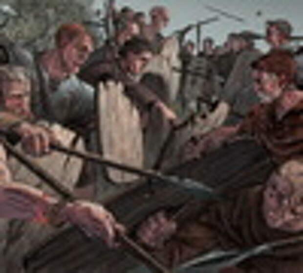 Древнеримская суровость. Экипировка античных воинов: германцы. 2 статьи