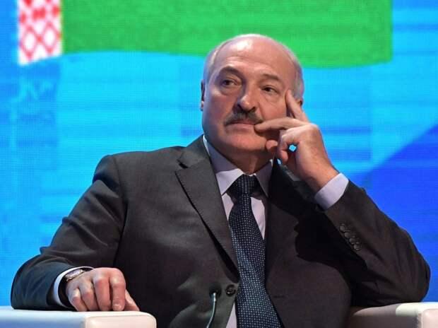 Лукашенко заявил о не заслужившей удушающие санкции Белоруссии