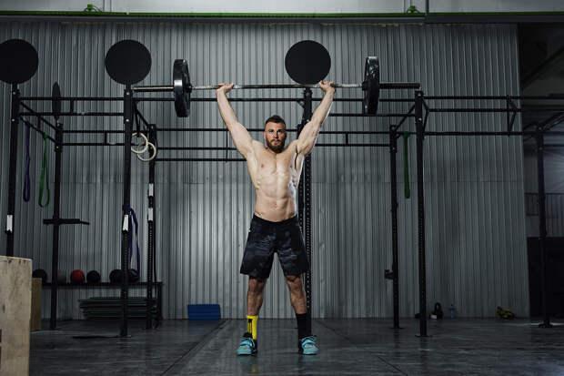 Стандартная ширина плеч у мужчин