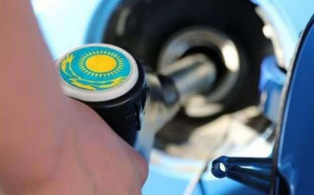 Казахстан бензин