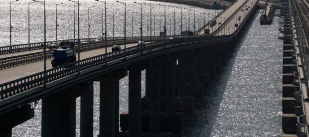 Украина угрожает репрессиями за невозможность проехать по Крымскому мосту